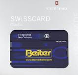 Swiss Carte BEITER par VICTORINOX