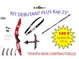 """Kit débutant plus 23"""" KAP CHALLENGER LG6KB"""