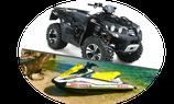 Combo 4h jet ski + 4h ATV