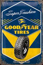 Good Year Tires  20x30cm  / 22267