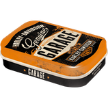 Harley Davidson - Garage  Mint Box  4x6x1,6cm  /  81324