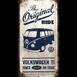 VW Bulli - The Original Ride  25x50cm  /  27017