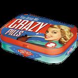 Crazy Pills  Mint Box  4x6x1,6cm  /  81323