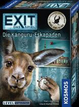 EXIT - Das Spiel: Die Känguru-Eskapaden