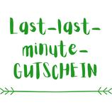 PDF-Gutschein einseitig