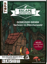 Escape Adventures - Gebrüder Grimm: Verlorener Märchenwald