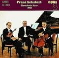 Franz Schubert Stockholm Arts Trio Opus 3 CD 19601