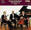 Franz Schubert Stockholm Arts Trio Opus 3 CD 19601
