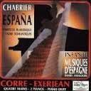 Chabrier/ Infante Piano Duet/ 2 Pianos Piere Verany PV.786031
