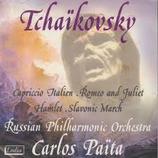 Tchaikovsky Symphonic Poems Carlos Paita Lodia LO-CD 792