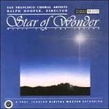 Star of Wonder San Francisco Choral Artist RR-21CD