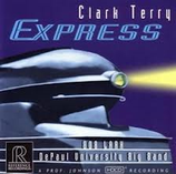 Clark Terry Express DePaul University Big Band/ Bob Lark RR-73CD