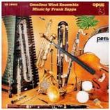 Omnibus Wind Ensemble - Music By Frank Zappa Opus 3 CD 19403