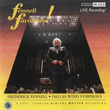Fennell Favorites! Dallas Wind Symphoniy Reference Recording RR-43CD