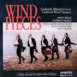 Wind Pieces Gotlands Blasarkvintett Proprius PRCD 9170