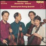 Zetterqvist String Quartet Opus 3 CD 19702