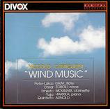 N. Castiglioni Wind Music Graf- Zoboli- Molinari Divox CDX 29209