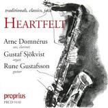 Heartfelt Domnerus, Gustafsson, Sjökvist PRCD 9110