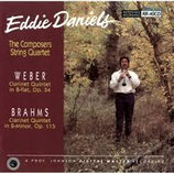 Eddie Daniels The Composers String Quartet, Reference Recordings RR-40, neu
