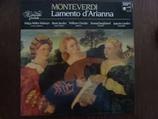 Monteverdi/ Lamento d` Arianna/ Concerto Vocale/ HMD 941129