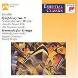 Dvorak: Syphony NO.9 From the new World Serenade for Stings Ormandy Sony SBK 46331