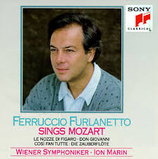 Ferruccio Furlanetto Singt Mozart Sony SK 47192