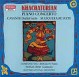 Khachaturian: Piano Concerto etc. - Orbelian/Järvi Chandos CHAN 8542