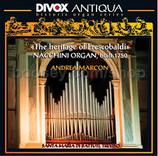 Oregano Nacchini 1750 / Andrea Maecon Divox CDX 79405