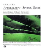 Copland Appalachian Spring Suite RR-22CD