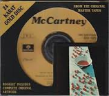 McCartney GZS 1029, 24 KT Gold Disc