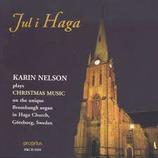 Jul I Haga Karin Nelson, Orgel PRCD 9101