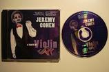 CDJeremy Cohen A Taste of Violin Jazz CCD 1012, 24 KT Premium Gold