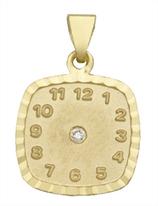 585 Kinderanhänger Gold TG03