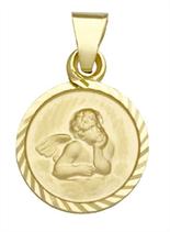 Schutzengel Gold