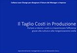 """""""Lean Change"""" - Taglio Costi in Produzione - Ridurre i costi e massimizzare l'efficienza"""