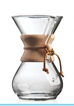 Carafe CHEMEX classic - 6 cups