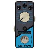 Valeton Coral Verb II reverbero per chitarra e basso
