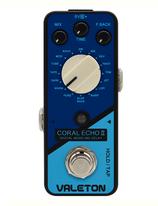 Coral Echo II delay per chitarra e basso
