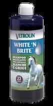 Vetrolin White'n Brite 946 ml SHAMPOO SBIANCANTE CONCENTRATO 23 DOSI                      PRODOTTO CONCENTRATO 23 DOSI