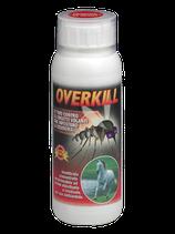 Overkill Insetticida concentrato emulsionabile ad azione abbattente e residuale per uso ambientale 500 ml