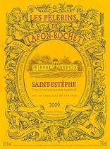 2012 Château Les Pelerins de Lafon-Rochet - 0,75l