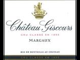 2016 Château Giscours Grand Cru Classe - 0,75l