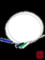 Schauglasstielverlängerung und Rohrbürsten