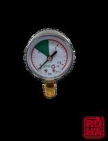 Manometer für Luftpumpe
