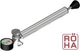 Luftpumpe zum Einhängen