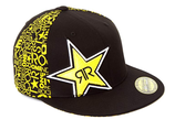 Rockstar COMMOTION BLACK CAP