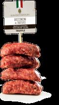 Salami mit Trüffel (Bocconcini)