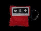 Einwegbeatmungshilfe - Schlüsselanhänger