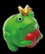 "Frogmania Superfrog ""Herzschloss"""