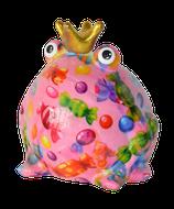 """Petit Frosch """"Freddy"""" rosa mit Bonbons"""